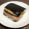 Pork tamago onigiri - 料理写真:あぶらみそ 380円