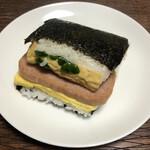 ポーたま - 島豆腐の厚揚げと自家製油味噌 480円