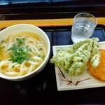 セルフうどん 屋島 - 料理写真: