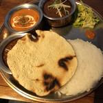 shiva curry wara - 3種盛り