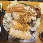 串遊海鮮 かいり -