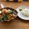 カレー オハナ - 料理写真:チキンベジタブルカレー