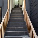 14583411 - 細い階段の3階です