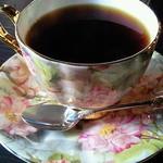 14583447 - とってもキレイ。素敵なカップに珈琲がたっぷり。