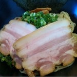 らーめん西崎 - つけ麺(麺)