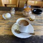 イージーライフカフェ - ブレンドコーヒー