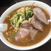 higashitokorozawadaisangen - 料理写真:味噌チャーシュー麺 ¥850