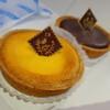 オハコルテ - 料理写真:濃厚チーズのタルト、とろけるショコラのタルト