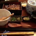 活うなぎ 橋本 - 料理写真:ひつまぶし