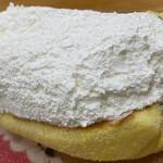 和洋菓子 あめや - 料理写真:BIGバナナボート