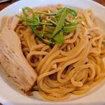 eiTo 8 - 令和3年2月 つけ麺大330g 940円 炙り焼豚2枚トッピング
