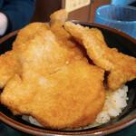 とんかつ こころ - 新潟タレカツ丼 ¥840