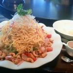 Saihinrou - ヘルシー冷麺(大盛)