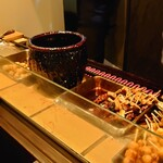 あべちゃん - 串焼き
