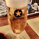 桜びより - サッポロパーフェクト黒ラベル
