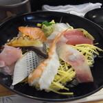 房寿司 - 海鮮ちらし