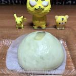 手作り豚まん専門店 龍福 - 焼き芋まん 160円(税込)