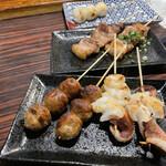 焼鳥 弁慶 - 料理写真: