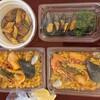 カサ・ベリヤ - 料理写真:スペイン釜めし(パエージャ) サフラン 2人前  *ムール貝のカサベリア風  *牛肉のチリソース