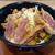 肉丼 やまと - 料理写真:牛かつ丼 大盛
