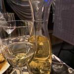 Baiton - 白ワインデキャンタ
