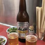 145867981 - ビールで乾杯~