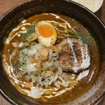 ら麺のりダー - 華麗ラーメン¥980(税込)小ライス付き
