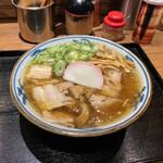 oomiyaikutaan - 中華そば (850円)