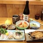 和食かたおか - 究極のやまかけ! 高級トロと、鉢おろしのトロロ!