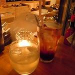 酒選房 - 洋ナシのソルティドック/エキゾチックチェリーソーダ