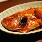 碧き凪ぎの宿 明治館 - 金目鯛の煮付