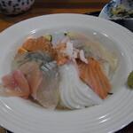 和庵 いっしん - 海鮮丼
