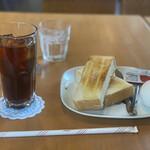 逸屋コーヒー店 - 料理写真: