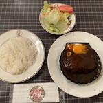 145883361 - ハンバーグセット ¥1450