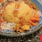 ナゴヤスパイスカレー nora  - 副菜