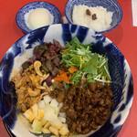 担担麺専門店 DAN DAN NOODLES. ENISHI - 料理写真: