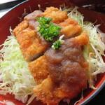 ふるさと日南邑 - ソースカツ丼