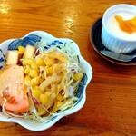 豆だぬき - 料理写真: