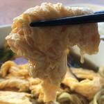 中国料理 味神館  - 玉子焼きリフト