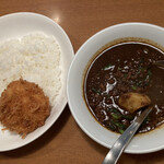 Jinkokku - ひき肉とほうれん草のカリー