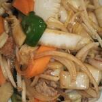 Koushienhanten - 21/2 野菜炒め:730円(税別)