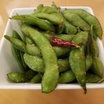 T'sダイニング - 枝豆のペペロンチーノ