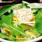 Hungry Heaven - '09/04 セットのサラダ