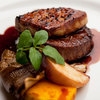 イル ピノーロ - 料理写真:牛フィレ肉とフォアグラの重ね焼き ロッシーニ