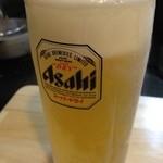 楽生 - 冷え冷えビール