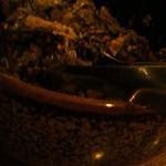 百歩ラーメン - サービスの高菜