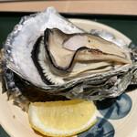itamaekappouhiguchi - 焼き牡蠣