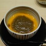 Haramasa - カニの茶わん蒸し