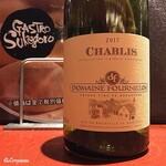 ガストロ スケゴロウ - Dom. Fournillon Chablis