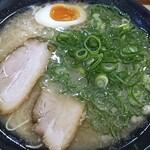 長浜いちばん - 料理写真:ラーメン